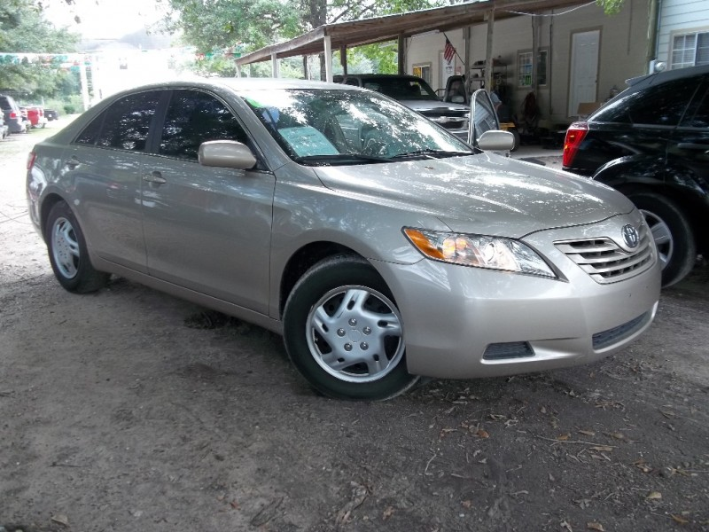 2009 Toyota Camry In Houston Tx: 2009 Toyota Camry 4dr Sdn I4 Auto (Natl)
