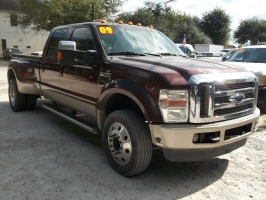 Ford Super Duty F-450 DRW 2009