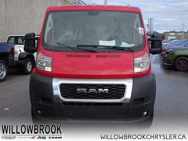 RAM ProMaster Cargo Van 2019 price $0