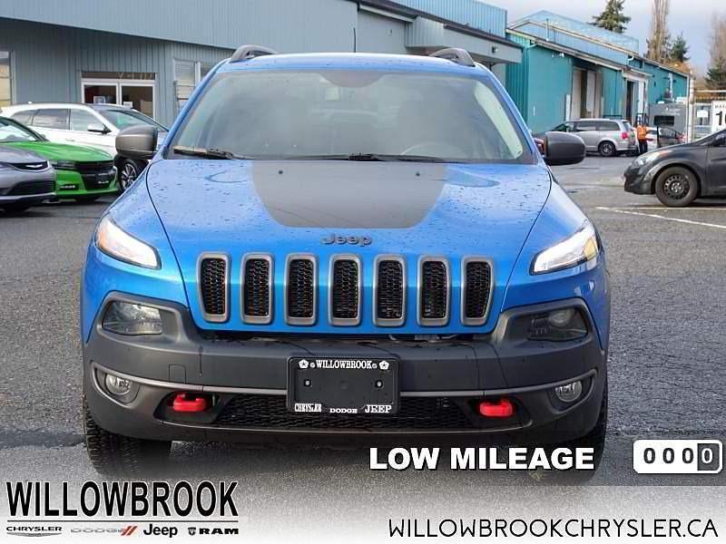 Jeep Cherokee 2018 price $0