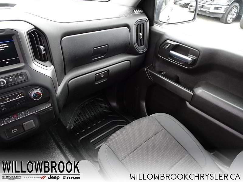 Chevrolet Silverado 1500 2019 price $0