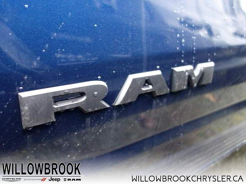 RAM 1500 2020 price $0