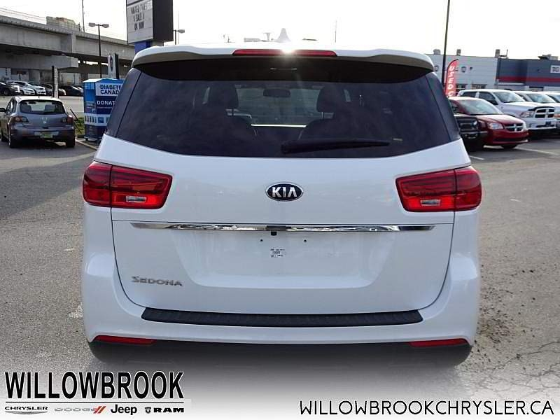 Kia Sedona 2019 price $0