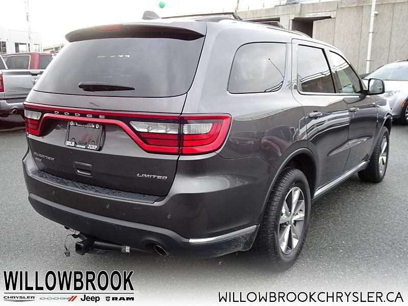 Dodge Durango 2016 price $0
