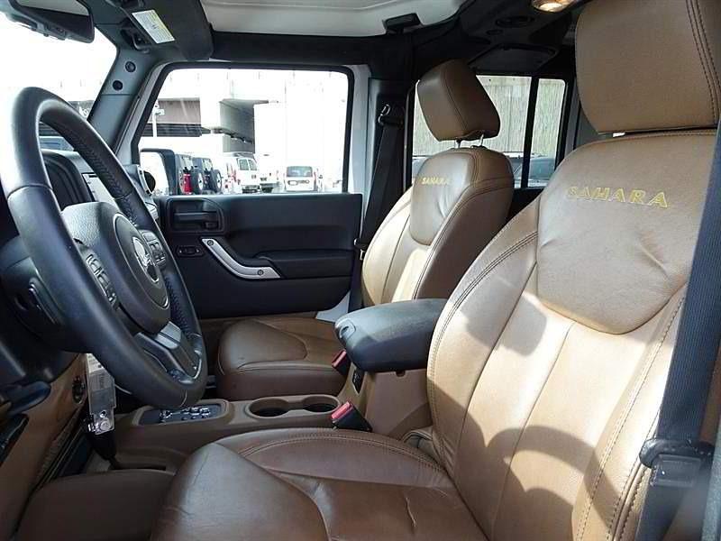 Jeep Wrangler Unlimited 2015 price $0