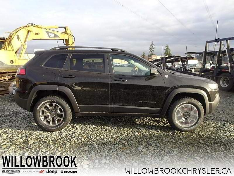 Jeep Cherokee 2020 price $0