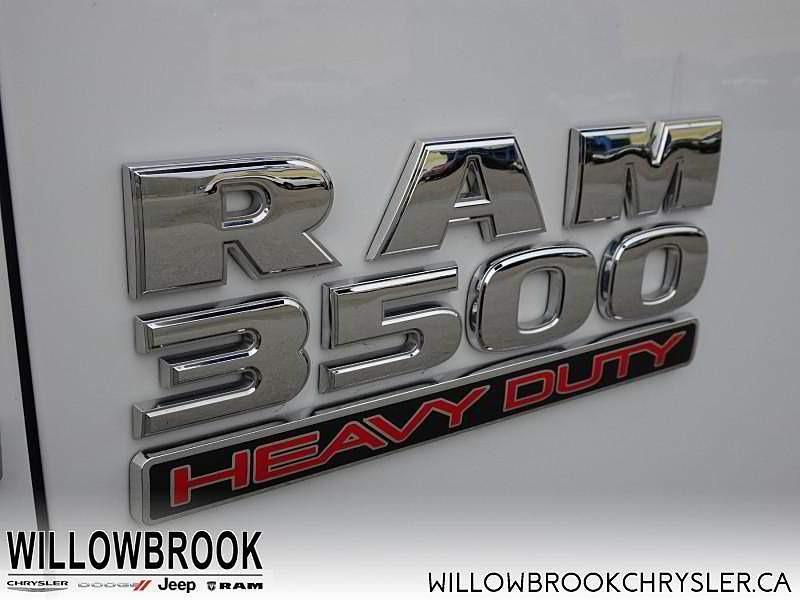 RAM 3500 2018 price $0