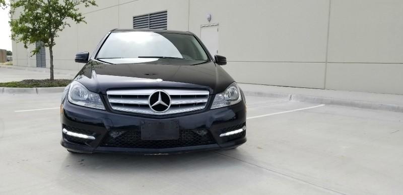 Mercedes-Benz C-Class 2012 price $7,900