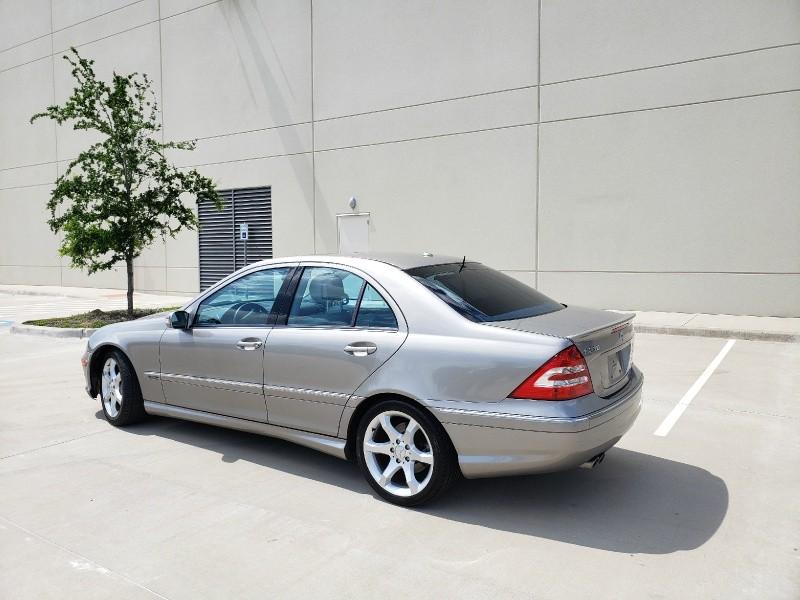 Mercedes-Benz C-Class 2007 price $6,900