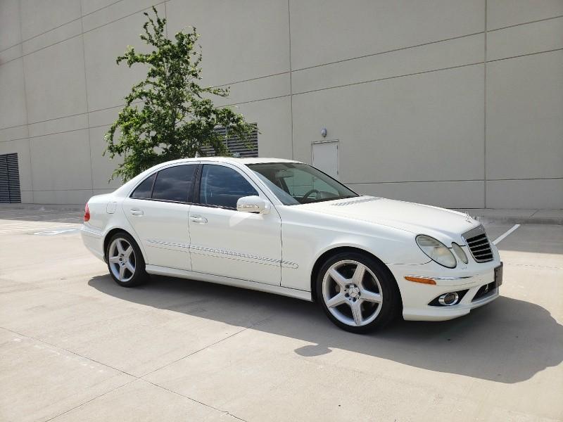 Mercedes-Benz E-Class 2009 price $6,700