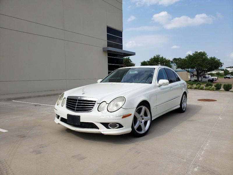 Mercedes-Benz E-Class 2009 price $6,900