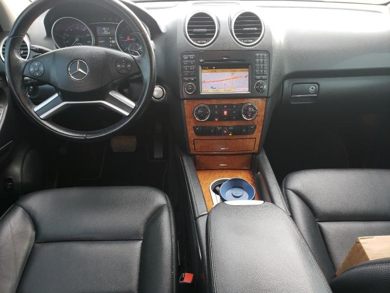 Mercedes-Benz M-Class 2009 price $8,900