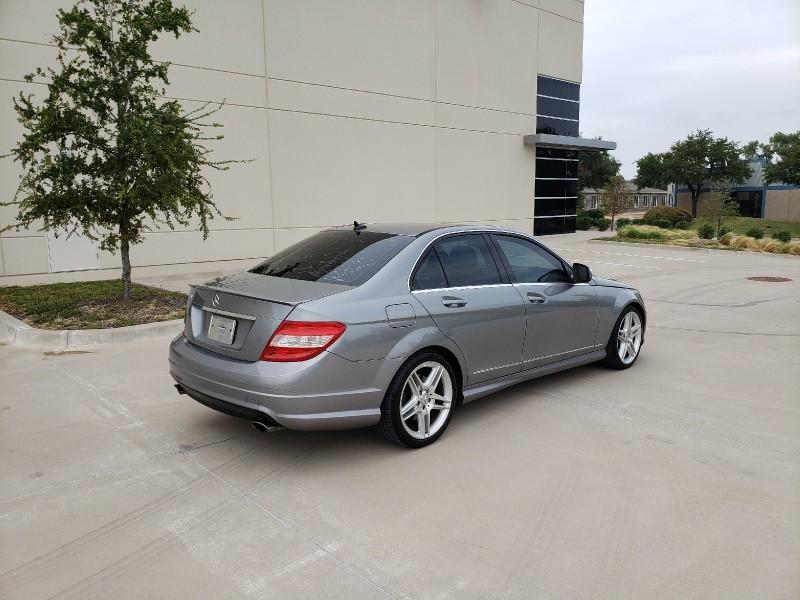 Mercedes-Benz C-Class 2009 price $7,400