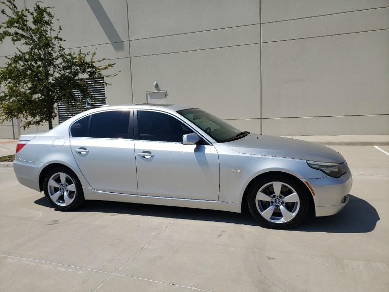 BMW 5-Series 2008 price $5,400