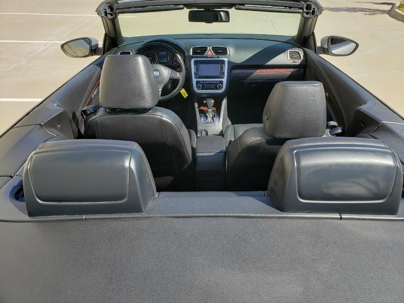 Volkswagen Eos 2010 price $7,900