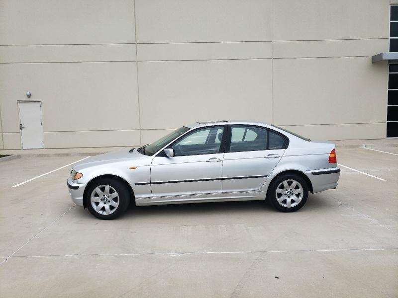 BMW 3-Series 2005 price $5,400