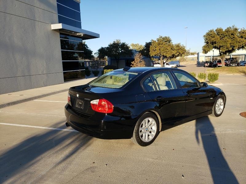 BMW 3-Series 2006 price $5,900