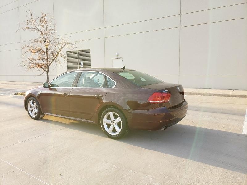 Volkswagen Passat 2014 price $4,900