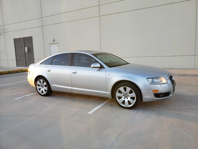 Audi A6 2007 price $5,900