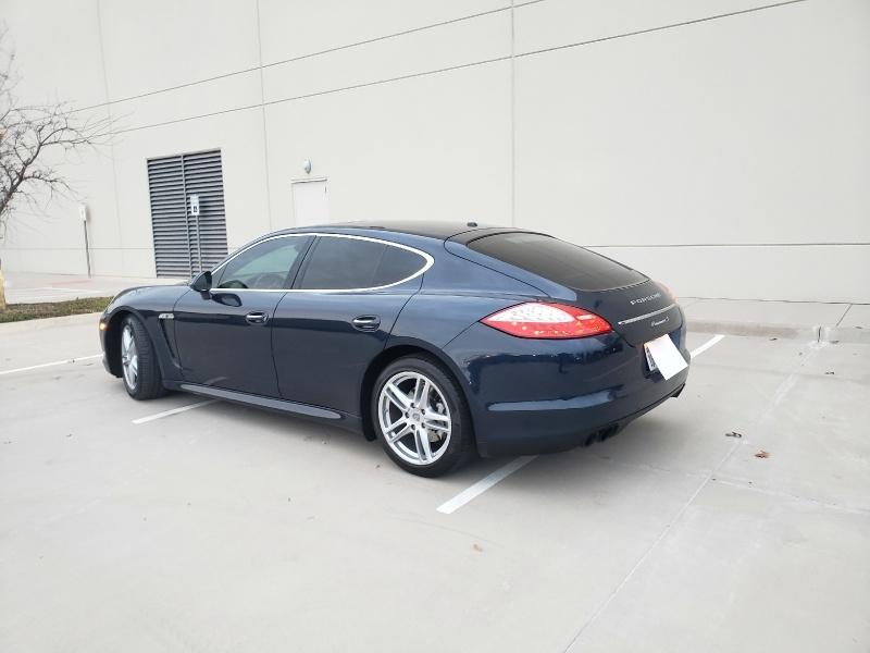 Porsche Panamera 2011 price $24,900