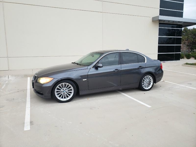 BMW 3-Series 2007 price $5,400