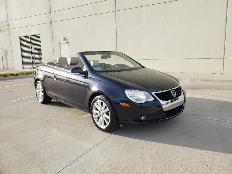 Volkswagen Eos 2007 price $5,900