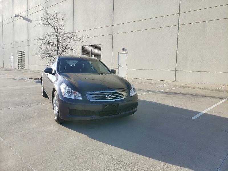 Infiniti G35 Sedan 2008 price $7,400
