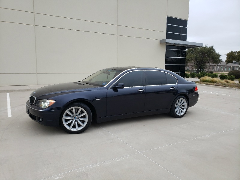 BMW 7-Series 2008 price $8,400