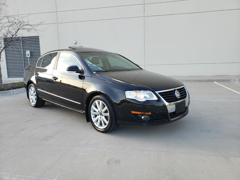Volkswagen Passat Sedan 2010 price $5,600