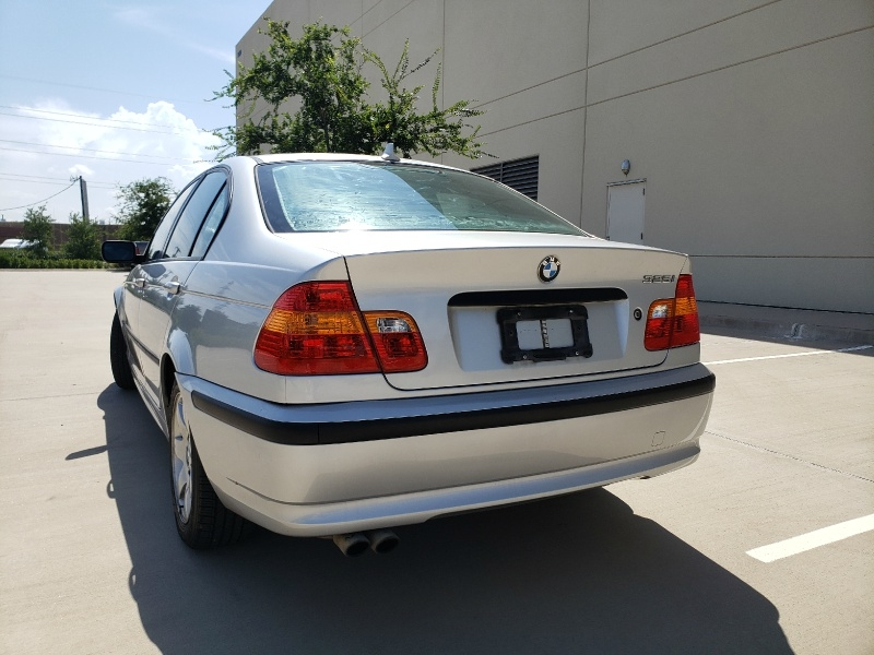 BMW 3-Series 2005 price $4,900