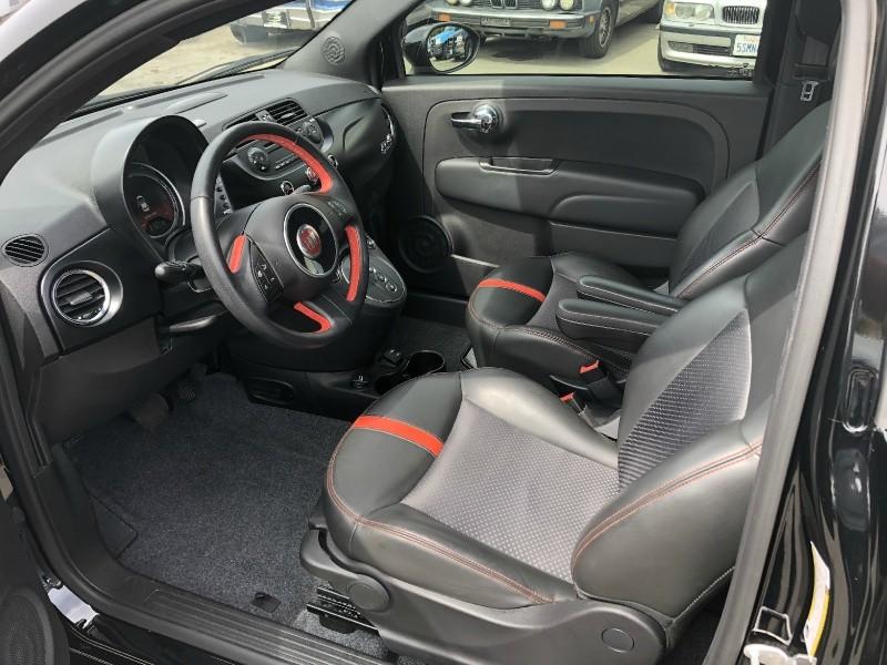 Fiat 500e 2015 price $7,500