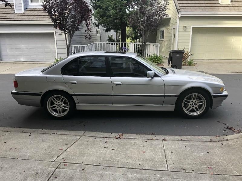 BMW 7-Series 2001 price $7,495 Cash