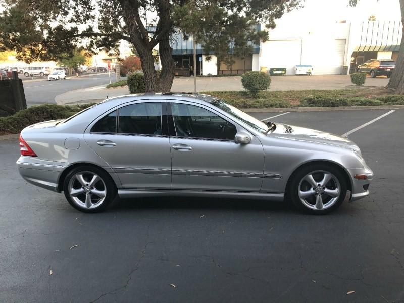 Mercedes-Benz C-Class 2005 price $5,500