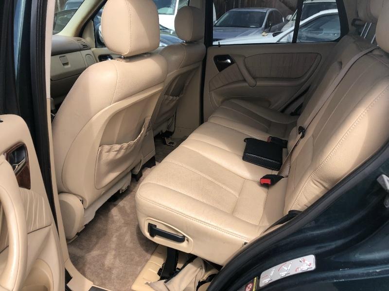 Mercedes-Benz M-Class 2000 price $3,995