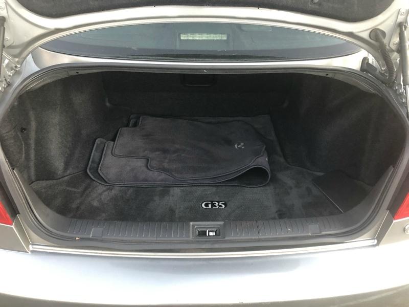Infiniti G35 Sedan 2004 price $5,995 Cash