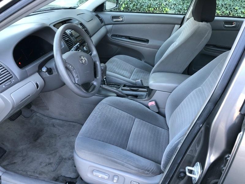 Toyota Camry 2005 price $5,495