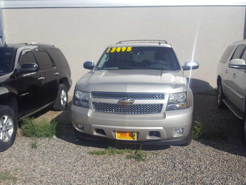 CHEVROLET TAHOE 2008 price $12,995