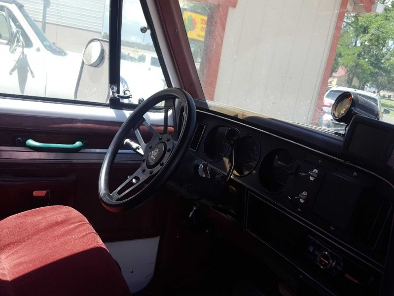 PLYMOUTH TRAILDUSTER 1981 price $5,995