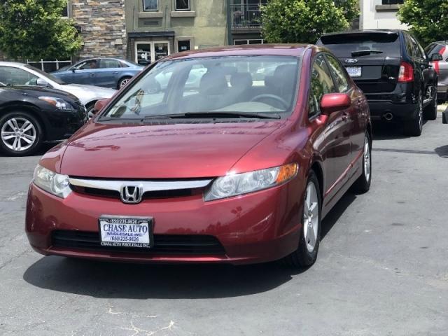 2006 Honda Civic Sdn