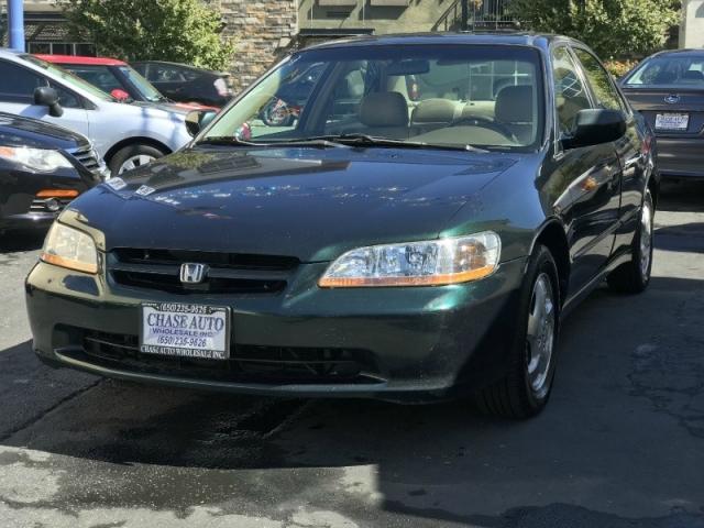 2000 Honda Accord Sdn