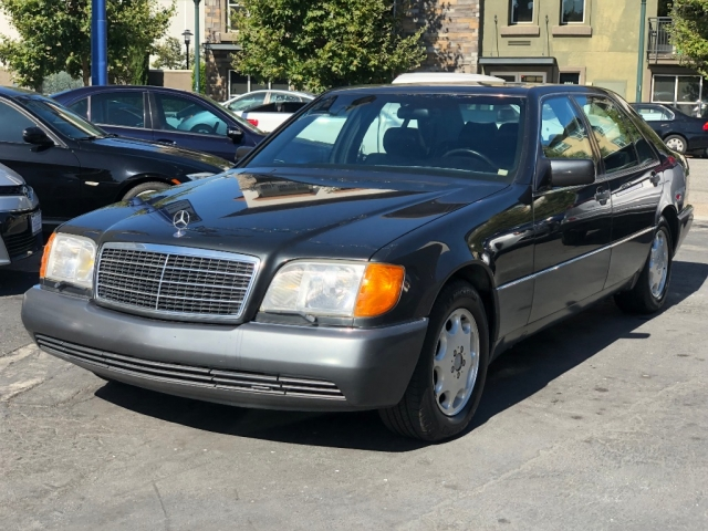 1994 Mercedes-Benz S-500 Series