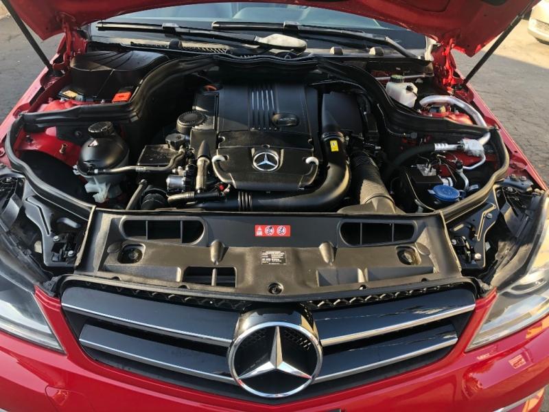 Mercedes-Benz C-Class 2014 price $14,975