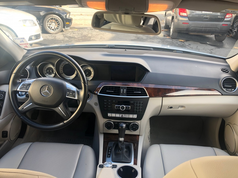 Mercedes-Benz C-Class 2013 price $11,975