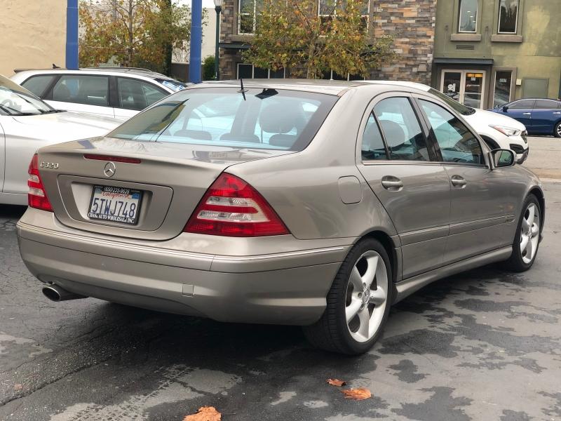 Mercedes-Benz C-Class 2005 price $6,975