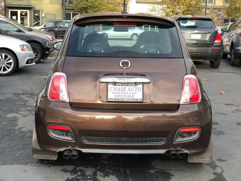 Fiat 500 2012 price $4,975