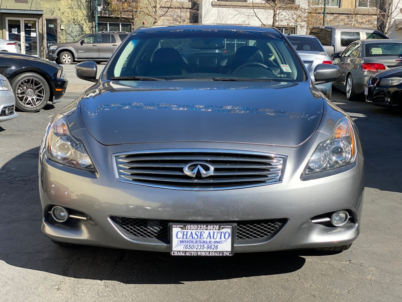 Infiniti G37 Coupe 2011 price $15,975