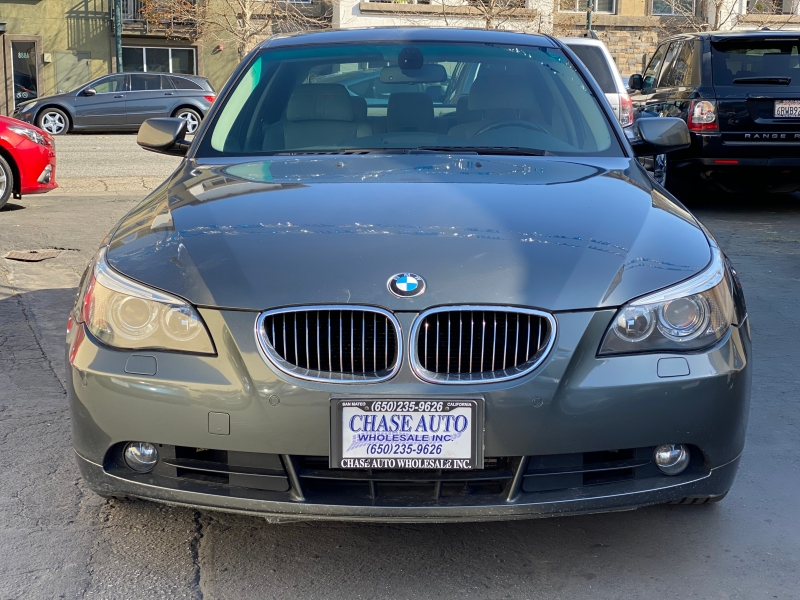 BMW 5-Series 2007 price $7,975