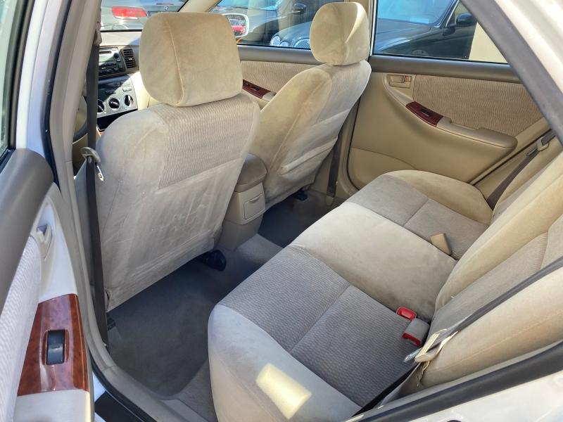 Toyota Corolla 2008 price $6,875
