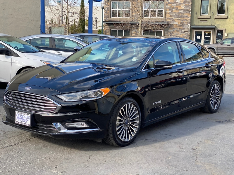 Ford Fusion 2017 price $12,975