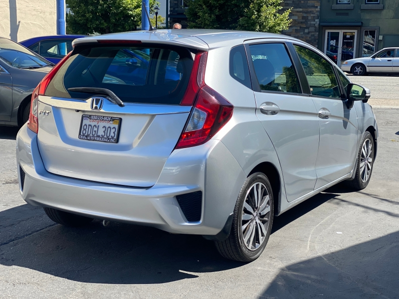 Honda Fit 2015 price $10,975